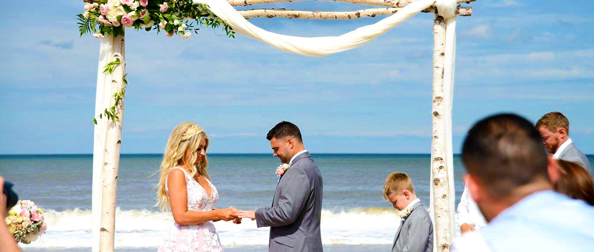 To Have & To Hold Outer Banks Weddings