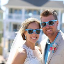 To Have & To Hold Outer Banks Weddings, Dani Stein & Brent Matthews